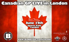 Sidepodcast: The Canadian Grand Prix live... in London!