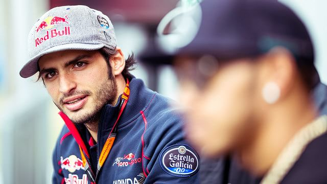 Sainz Jr has proved a point that he is a protégé too