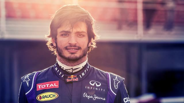Carlos Sainz Jr joins Max Verstappen at Toro Rosso