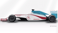 Sidepodcast: Another livery launch as Chainbear reveals Sidepodcar colours