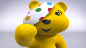Hello there, did you know today is Pudsey Day? It is Children in Need, the live epic charity telethon, and the yellow bear will be guiding us through many hours of interesting, hopefully entertaining, and definitely occasionally cringeworthy TV. There will be music, dancing, there's bound to be some Doctor Who and guest stars aplenty. There's also going to be Tess Daly. You can't have everything.