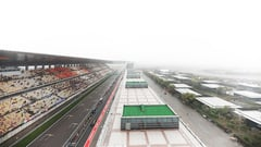 Sidepodcast: Free Practice 2 in China cancelled due to poor weather conditions