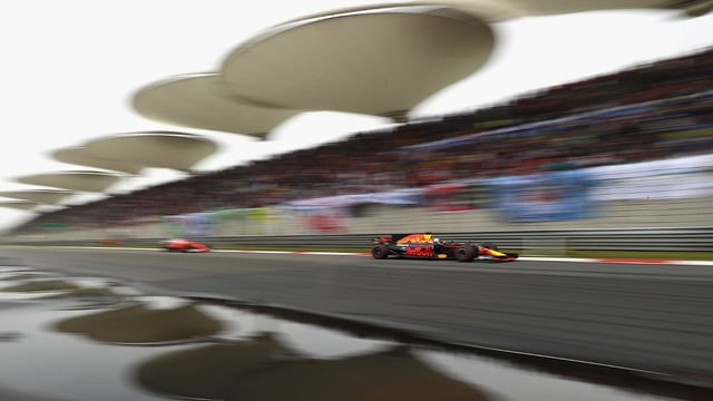 Chinese Grand Prix gets three year extension until 2020