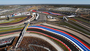Circuit of the Americas, Austin, Texas