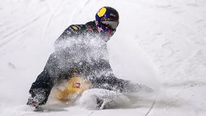 Ricciardo hits the slopes as Red Bull host a media day