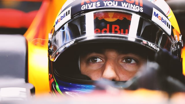 Ricciardo is building a driver-of-the-season calibre year
