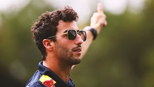 Ricciardo and Red Bull knew that it would be a tough weekend for them