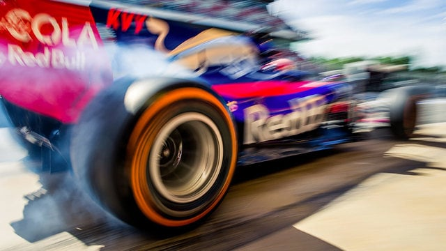 Toro Rosso gambled on an early Safety Car