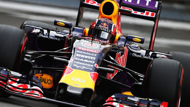 Qualifying fifth, a tenth and a half behind his teammate was a great result for Kvyat