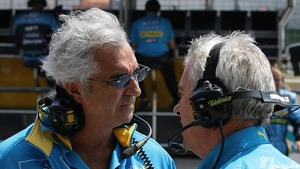 Flavio Briatore and Pat Symonds case leaked to the press