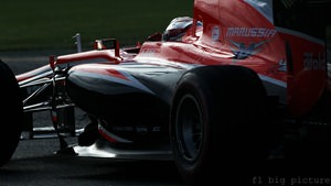 Jules Bianchi satisfied with start to Formula One career at Marussia
