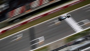 Michael Schumacher more upbeat after Free Practice in Spain