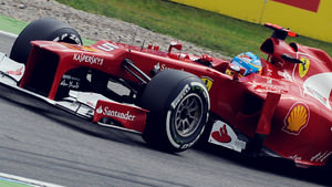 Alonso en route to win number three