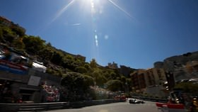 The second practice session of Thursday in Monaco gets underway, and once that is complete, drivers will have all of Friday off from driving, although their sponsor requirements may stop them getting a full day off. Pirelli have brought the soft and supersoft tyres to Monaco, and it's the first time we've seen that combination all year, so teams will want to run the rubber as much as possible around the street surfaces to figure out their best strategies for Sunday's race.