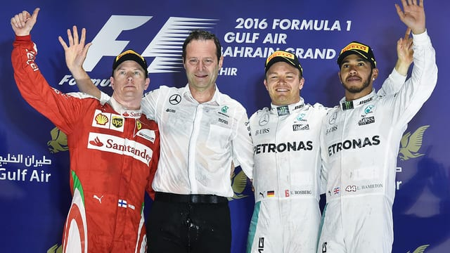 Rosberg takes second victory of 2016 in Sakhir