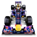 Defending champions Red Bull launch their 2013 car