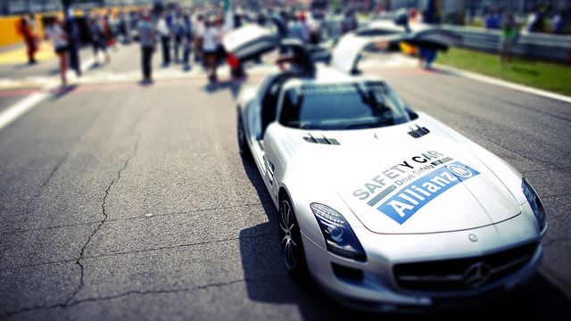 Virtual safety car system approved for 2015