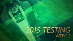 Sidepodcast: Teams back to Barcelona for final week of 2015 pre-season testing
