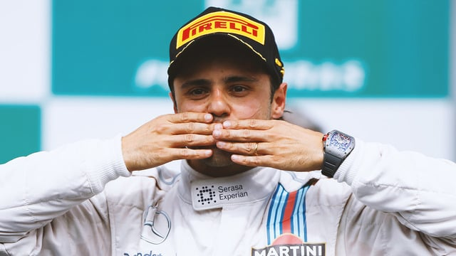 Felipe Massa announces F1 retirement at season end