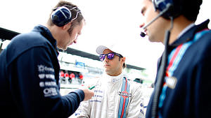 Massa makes in pole at the Red Bull Ring