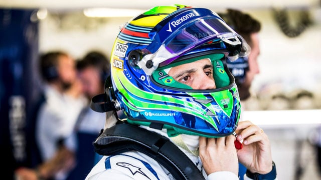 Felipe Massa confirms second retirement from Formula One