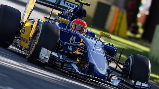 The Sauber rookie looked incredibly composed on his way to a fantastic 5th place