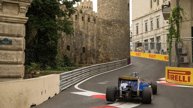 12th is a step in the right direction for Sauber