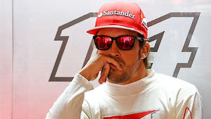 Alonso is best of the rest after round 6 of the championship