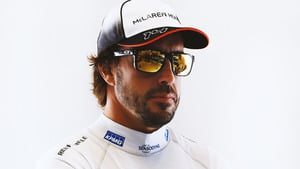 Alonso moves into top spot