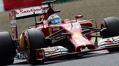 Sidepodcast: Free Practice 1 results - Japan 2014