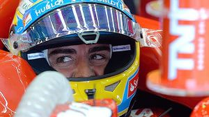 Alonso best of the rest on Friday in Belgium