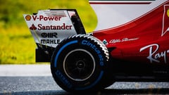 Sidepodcast: Räikkönen wraps up wet tyre day and first test week on top