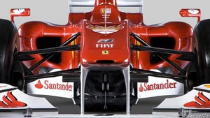 Ferrari reveal their 2010 challenger in the shape of the F10