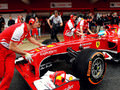 The Scuderia double up on the podium, as Mercedes fight for race pace