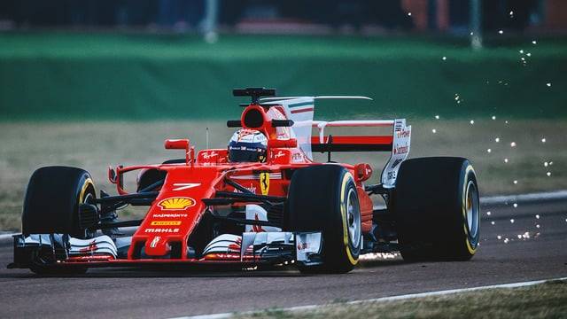 SF70H first run at Fiorano