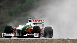 Force India launch the VJM02