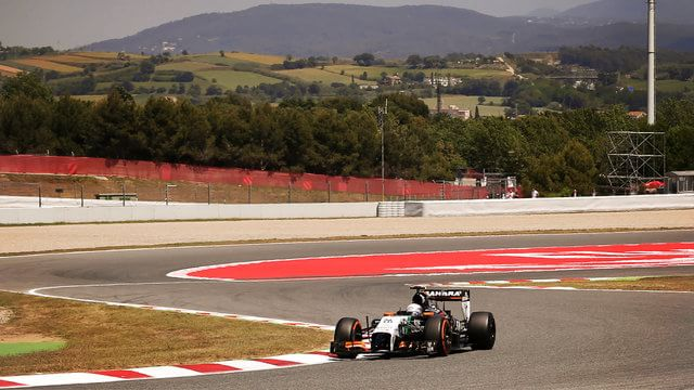 Force India face further 2015 car delays