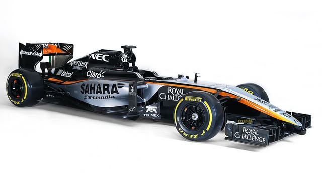The new Force India under the spotlight