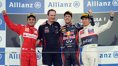Sidepodcast: Japan 2012 - Sebastian's Suzuka surprise gives Red Bull the edge