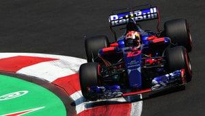 Gasly starts last after failing to qualify in Mexico