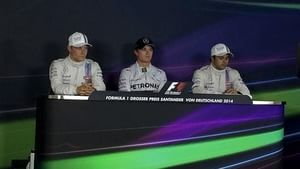 Qualifying Press Conference - Germany