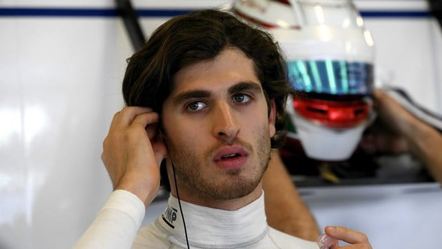 Giovinazzi handed Friday practice role at Haas