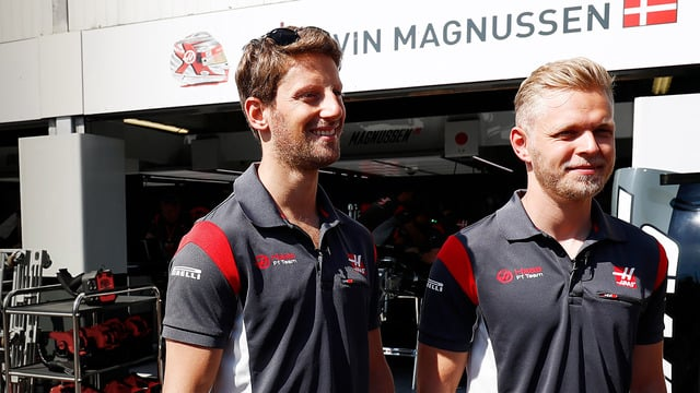 Haas secure double points finish in Monte Carlo