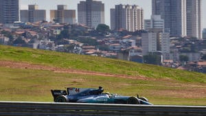 Mercedes kick off Brazil weekend with 1-2 in first session