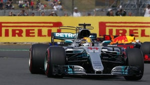 Hamilton goes fastest in tight fight for quickest lap