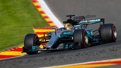 Sidepodcast: Hamilton equals pole positions record at Spa