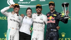 Championship gap reduces as Hamilton dominates in Austin