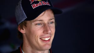 Brendon Hartley makes F1 debut in the US
