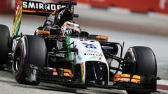 Sidepodcast: Team standings - Singapore 2014