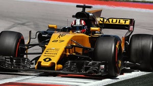 Hülkenberg rises two places to sit 11th in the standings
